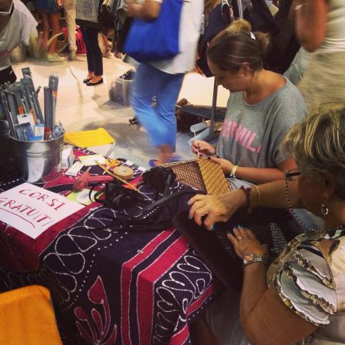 Bari Creativa, artigianato e corsi gratuiti | Fiera del Levante 2014